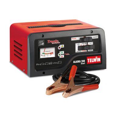 Telwin Alaska 200 Batteriladdare 12V/24V