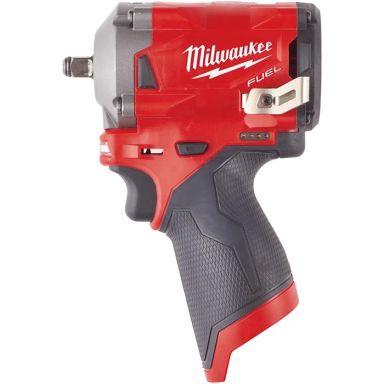 Milwaukee M12 FIW38-0 Mutterdragare utan batterier och laddare