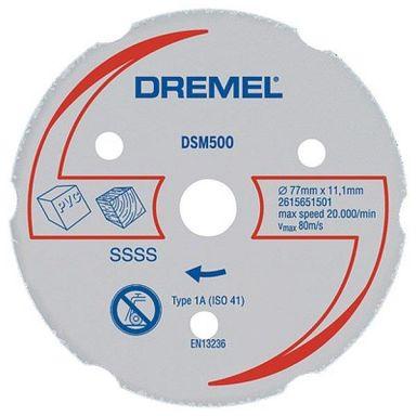 Dremel DSM500 Kapskiva