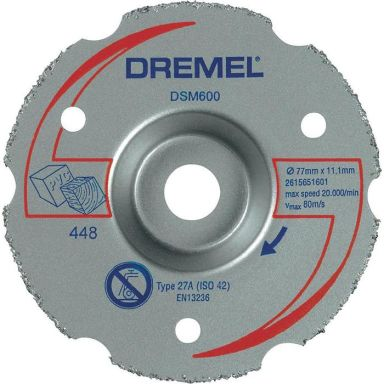 Dremel DSM600 Kappskive
