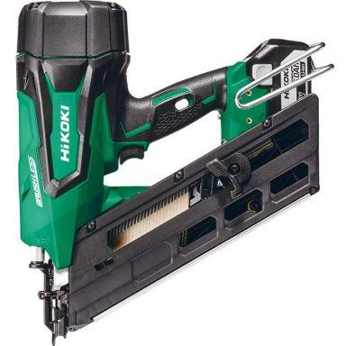 HiKOKI NR1890DBCL Spikverktyg med 5,0Ah batterier och laddare