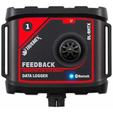 Tramex FBZK5.1 Temperatur- och RF-logger