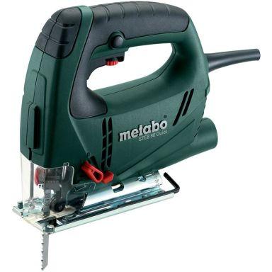 Metabo STEB 80 QUICK Sticksåg med förvaringslåda