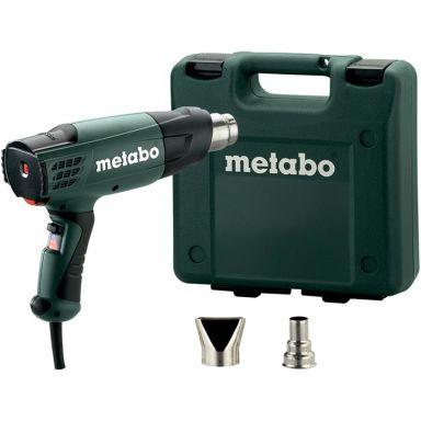 Metabo HE 20-600 Varmluftpistol med förvaringslåda