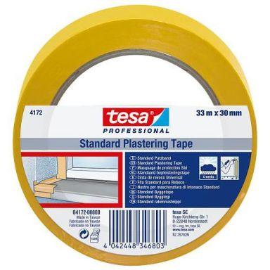 Tesa 4172 Byggtape PVC, 33 m x 50 mm