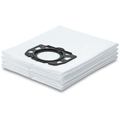 Kärcher 28630060 Filterpåse Fleece, 4-pack