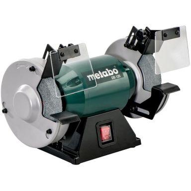 Metabo DS 125 Benkslipemaskin kompatibel med 125 mm slipeskiver