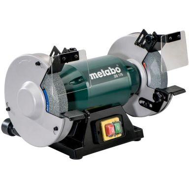 Metabo DS 175 Benkslipemaskin kompatibel med 175 mm slipeskiver