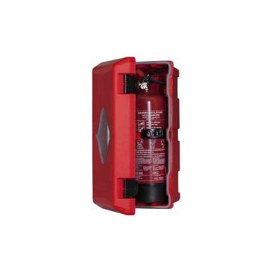 Total Rimbox Brandssläckarskåp för fordon, 6 kg pulversläckare