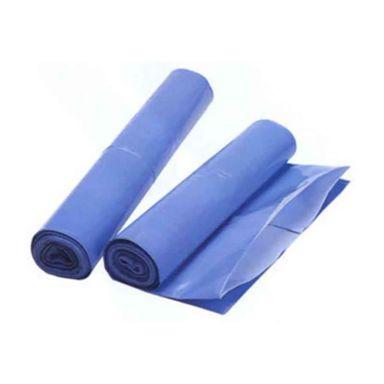 Rullpack 233920X Sopsäck 125 liter, blå/vit, 25 st/rulle