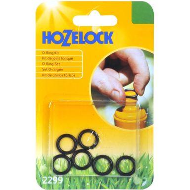 Hozelock 21-2299 O-ringsats 6-pack