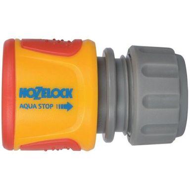 Hozelock 2075 Stoppkoppling för 12.5 mm & 15 mm slang