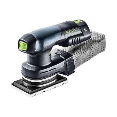 Festool RTSC 400 Li 3,1 I-Set Planslip med nätadapter, batterier och laddare