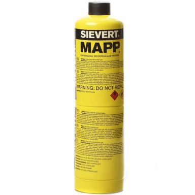 """Sievert MAPP-gas Gasflaska EU (7/16"""")"""