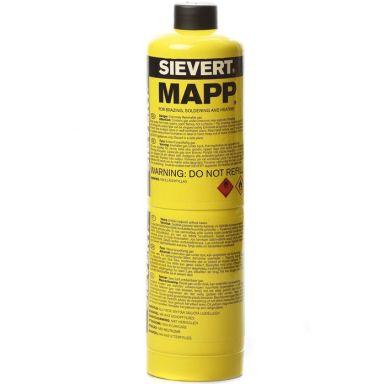 "Sievert MAPP-gas Gassflaske EU (7/16"")"