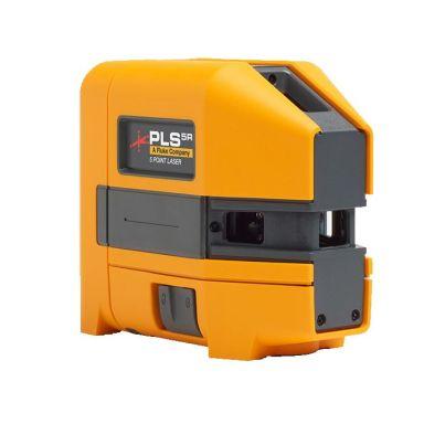 PLS 5R KIT Laserit punainen, kanssa lisälaitteet