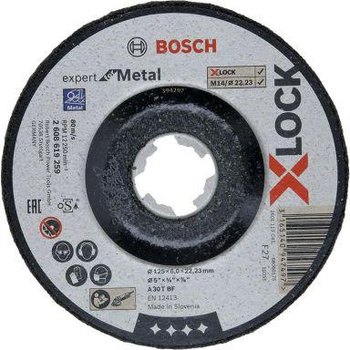 Bosch Expert for Metal Navrondell med X-LOCK