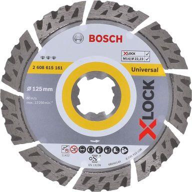Bosch Best for Universal Diamantkapskiva med X-LOCK