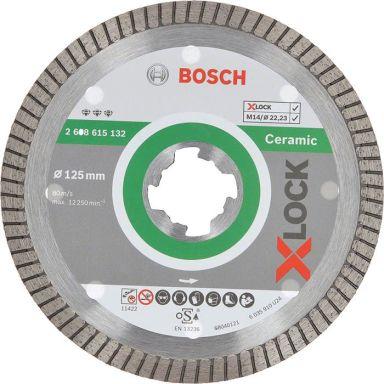 Bosch Best for Ceramic Extra Clean Diamantkapskiva med X-LOCK