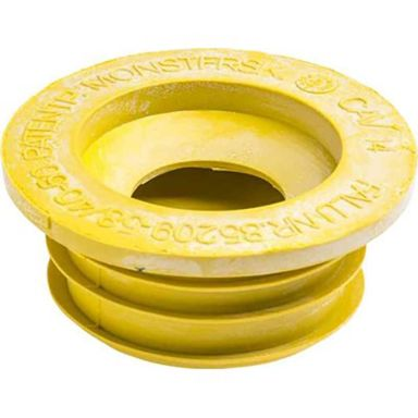 Faluplast 85209 Gumminippel 58/40-50, gul