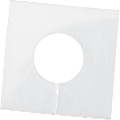 Gelia 3006016622 Kiinnityspelti jota käytetään putken, 10 pakkaus