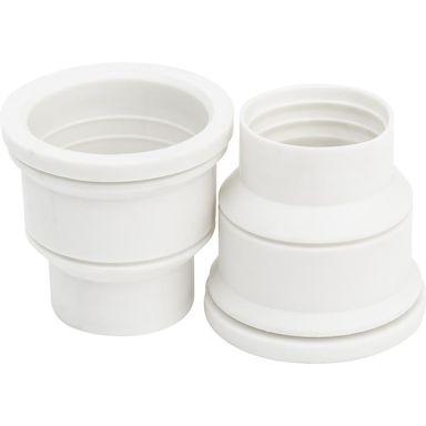 Gelia 3006016682 Putkiliittimen käytetään jossa jakajakaappiin, 2 kpl