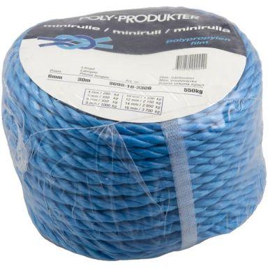 Poly-Produkter 3606103306 Allroundrep 3-slaget, 30 m
