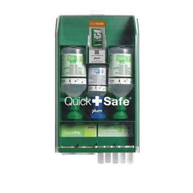 Plum QuickSafe Basic Førstehjelpsstasjon
