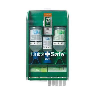 Plum QuickSafe Chemical Industry Førstehjelpsstasjon