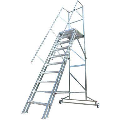 Laggo TML Trappa mobil, Bra Arbetsmiljöval, 120 cm