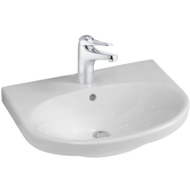 Gustavsberg GBG 5556/FMM 9000E Tvättställspaket inkl. blandare och tillbehör
