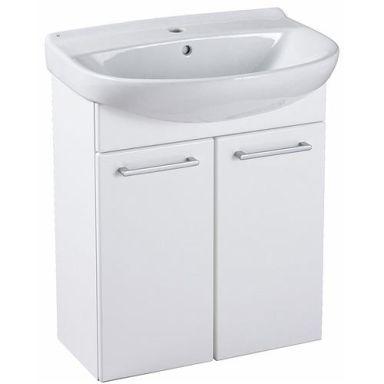Ifö Cera 2322 Möbelpaket med skåp och tvättställ