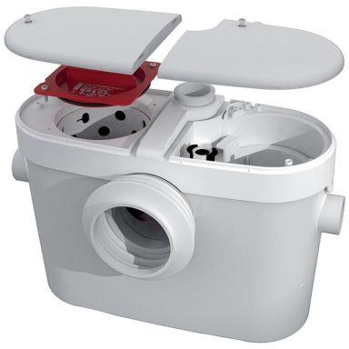Saniflo SaniAccess 2 Malpump för WC och tvättställ