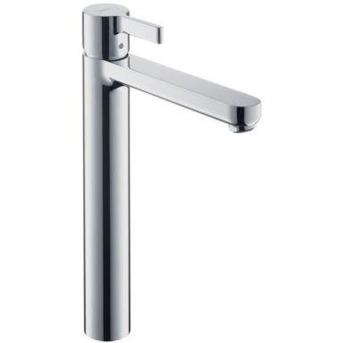 Hansgrohe Metris S Tvättställsblandare utan lyftventil, hög modell