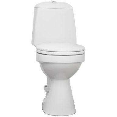 Wostman EcoFlush Toalettstol urinseparerande