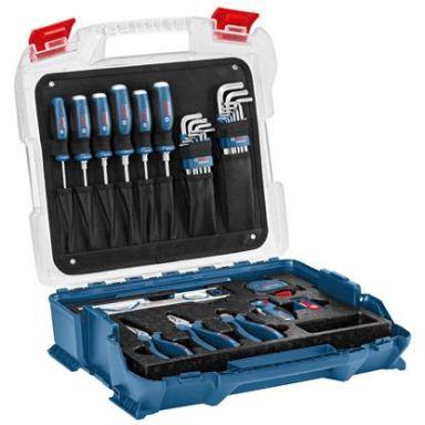 Bosch 1600A016BW Håndverktøysett 40 deler