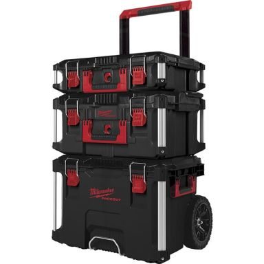 Milwaukee 4932464244 Packout Transportkärra 3 delar