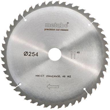 Metabo HW/CT Sirkelsagklinge 305 x 30, 56 WZ 5° NEG