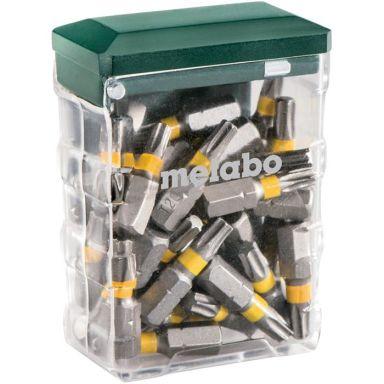 Metabo 626712000 Bitsbox TX 20, 25 deler