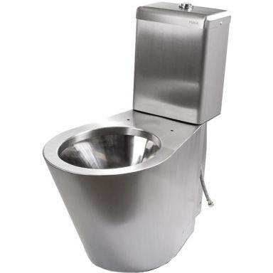 Purus V130 WC-stol rostfritt stål