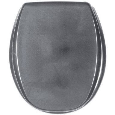 Purus 7821869 WC-sits silver metallic