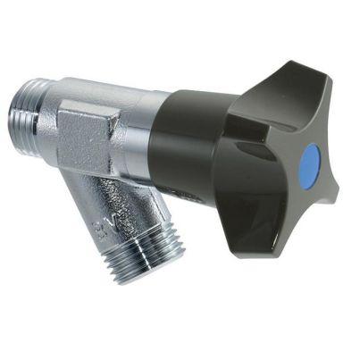 Mora 400290 Tappventil för vägg, med backventil, G15