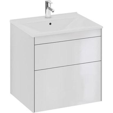 Ifö Sense SU Underskåp 60 cm, 2 lådor, högblank vit