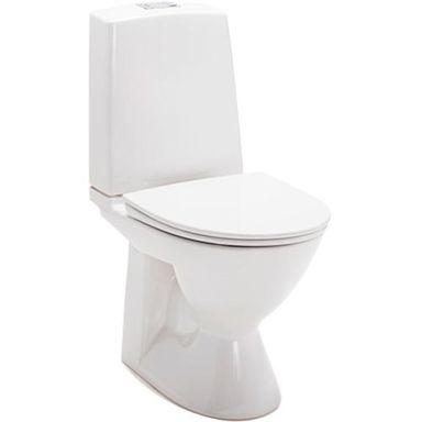 IDO Glow 3726101201 Toalettstol med mjuksits