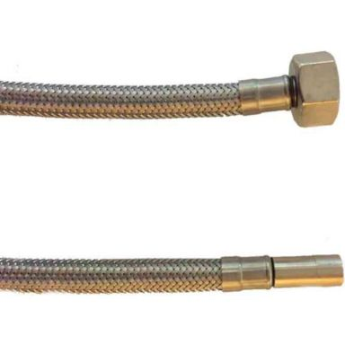Neoperl 8428204 Anslutningsslang rak/slät, 500 mm