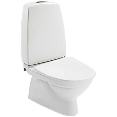 Ifö Sign 682001811 WC-stol för barn, med mjuksits