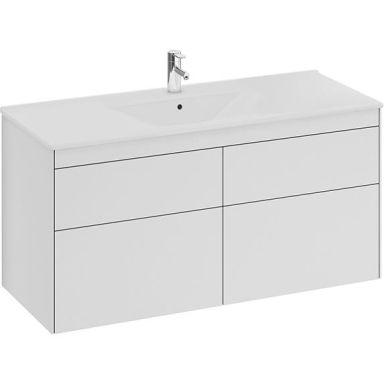 Ifö Sense SU Underskåp 120 cm, 4 lådor, vit