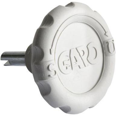 Garo 4016466122 Rattnyckel för elskåp