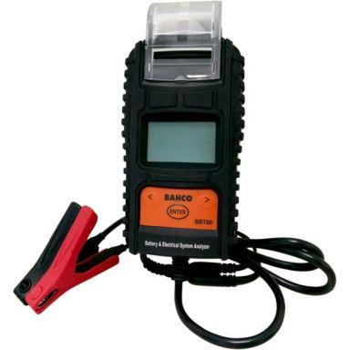 Bahco BBT80 Batteritestare med skrivare, 6 och 12 V