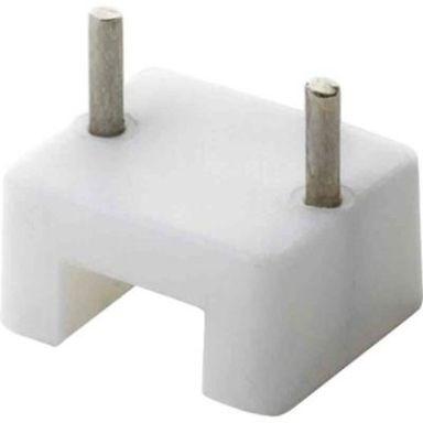 Gelia 050000628 Ledningsholder U-type, for betong, 10-pakning